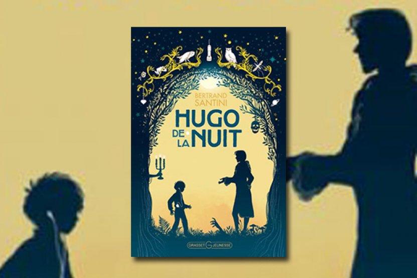 """""""Hugo de la nuit"""" : en lice pour le Prix Sorcières"""