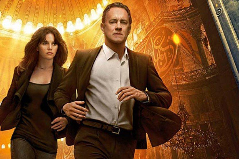 Inferno : le best-seller de Dan Brown au cinéma !