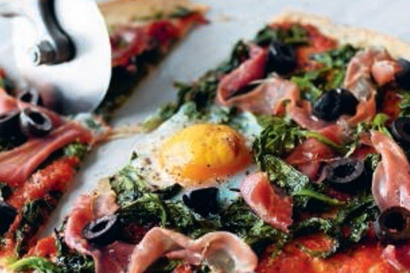 Recette de la semaine #26 : la pizza light façon Joe Wicks