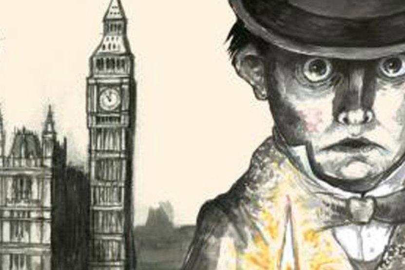 Edward Carey : de retour avec le troisième tome des Ferrailleurs