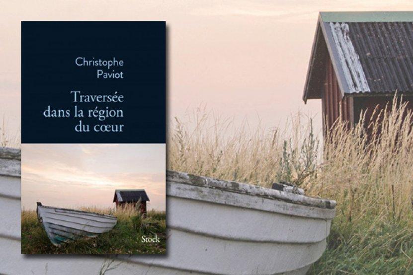 """Christophe Paviot nous emmène dans une """"Traversée dans la région du cœur"""""""