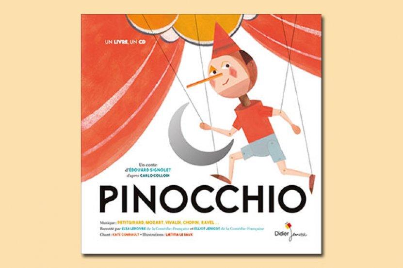 Pinocchio : le livre-disque et ses bonus