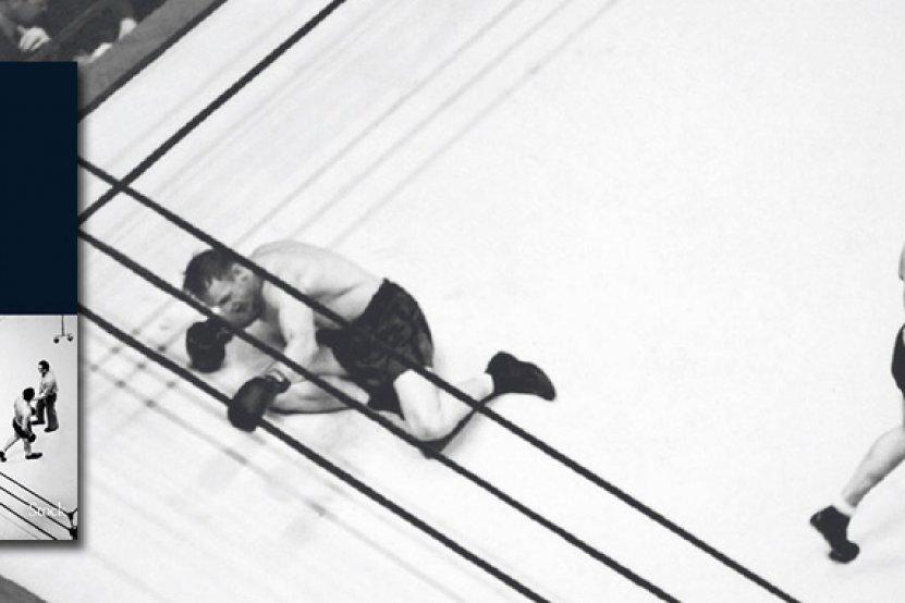 """""""Scènes de boxe"""": les souvenirs coup-de-poing d'Elie Robert-Nicoud"""