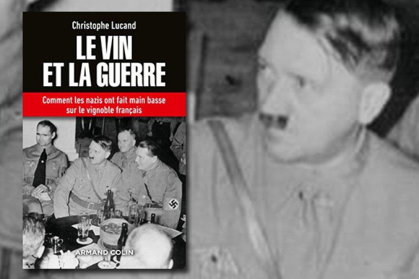 """""""Le vin et la guerre"""" : le livre révélation de Christophe Lucand"""