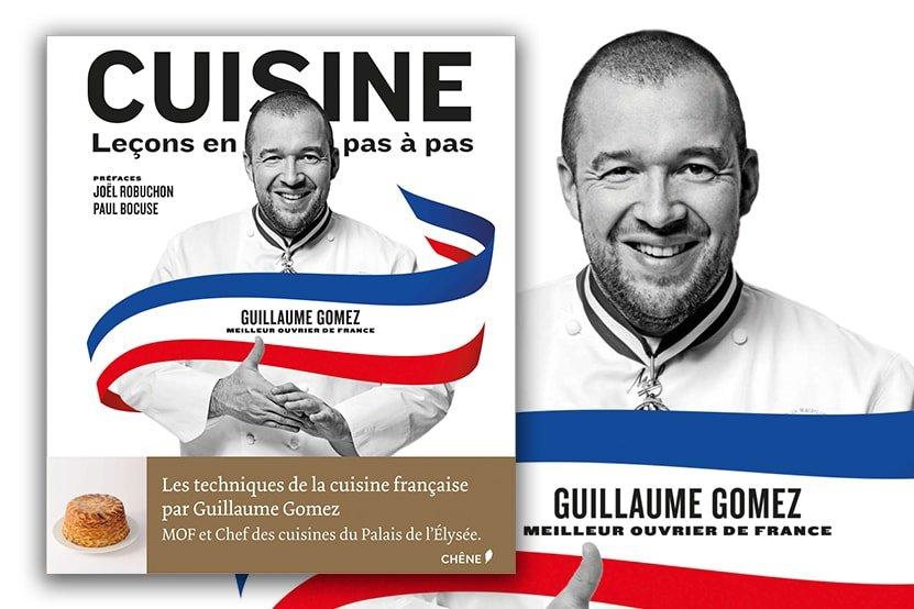 Le Chef De L Elysee Guillaume Gomez Recompense Par Le Prix