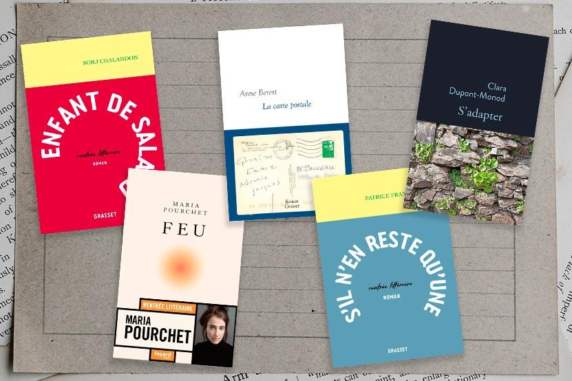 Goncourt 2021 : découvrez la première sélection