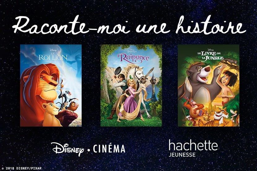 Hachette Jeunesse Disney Lance Sa Grande Operation Raconte