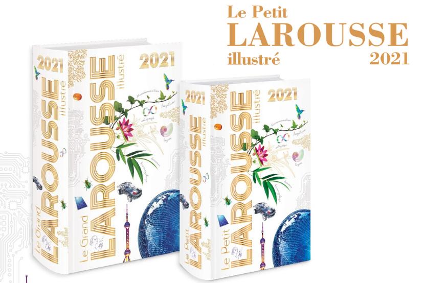 Le Petit Larousse illustré : découvrez les nouveautés de l'édition 2021