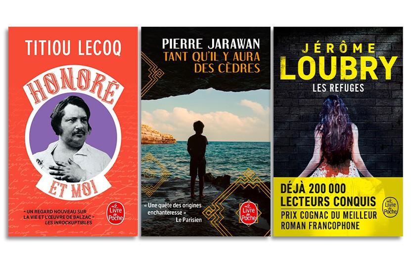 Prix des Lecteurs du Livre de Poche 2021 : découvrez les lauréats