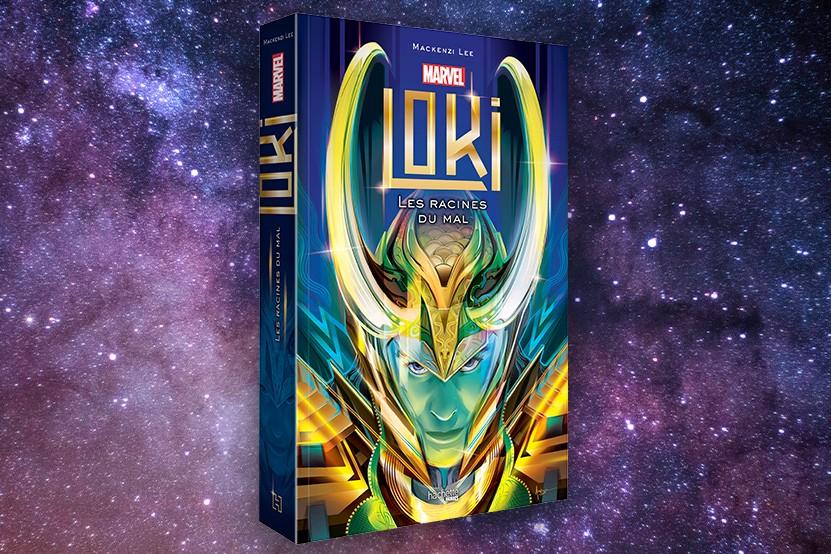 """Marvel : découvrez le passé du dieu de la malice dans """"Loki - Les racines du mal"""""""