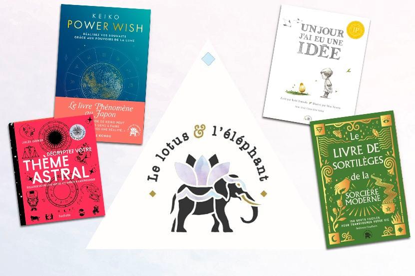 Le Lotus et l'Éléphant : la nouvelle boutique maintenant en ligne