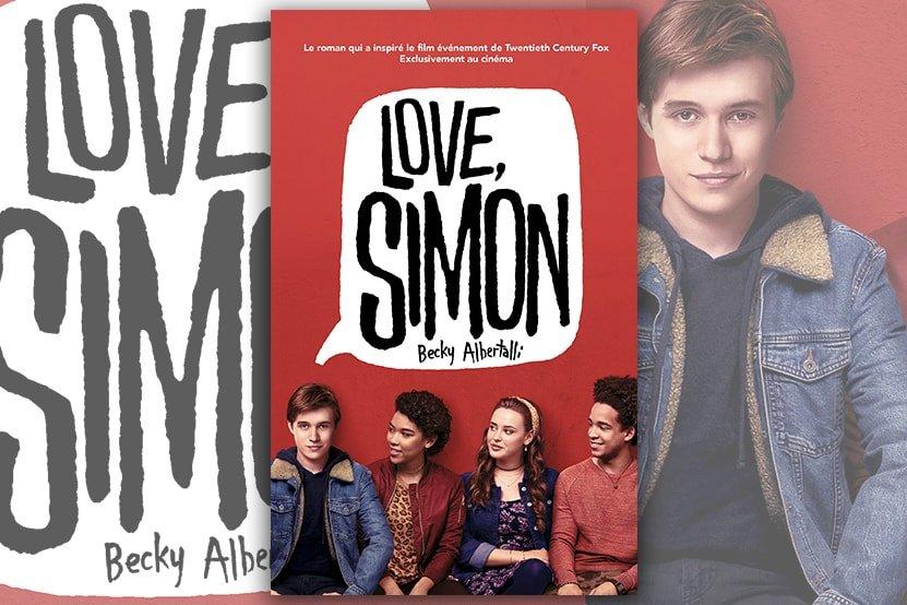 Love Simon Un Film Et Une Reedition Aux Editions Hachette