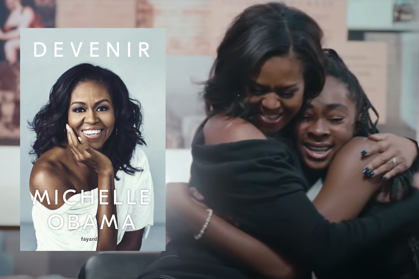 """Devenir"" : Netflix diffusera un documentaire sur les mémoires de Michelle Obama le 6 mai"