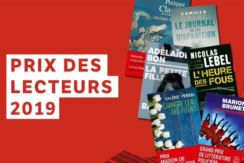 Prix Des Lecteurs Et Choix Des Libraires 2019 Du Livre De