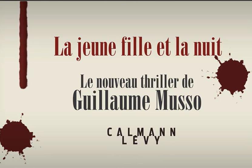 Guillaume Musso La Jeune Fille Et La Nuit Disponible En