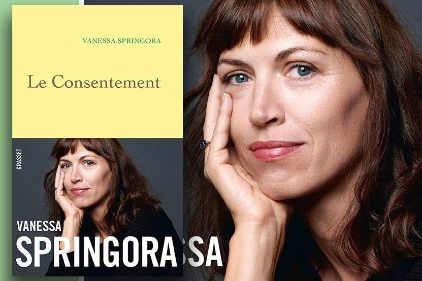 """Vanessa Springora publie """"Le Consentement"""", récit glaçant d'une enfance  sous l'emprise de Gabriel Matzneff   hachette.fr"""