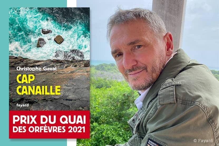 """Prix du Quai des Orfèvres 2021 : Christophe Gavat récompensé pour """"Cap Canaille"""""""
