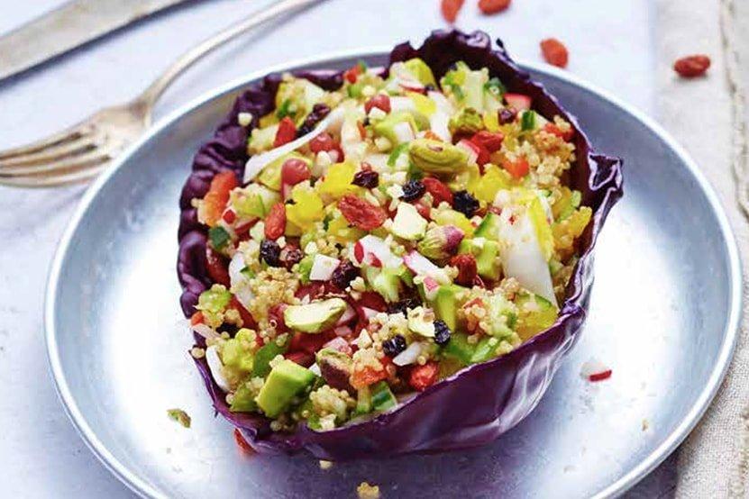 Quinoa en Berceau Manger Juste