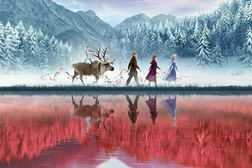 La Reine Des Neiges 2 La Suite Des Aventures D Elsa Et Anna Au