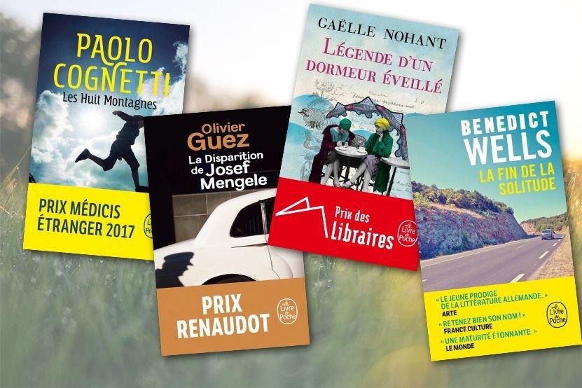 Rentree Litteraire 2018 Le Livre De Poche Est Aussi Au