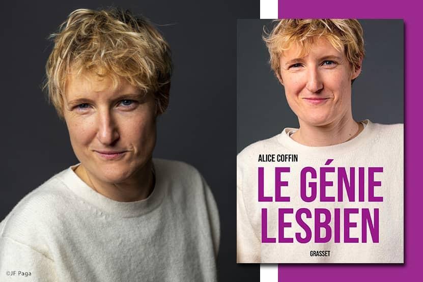 """""""Le génie lesbien"""" : Alice Coffin reçoit le Prix de l'essai féministe Causette"""