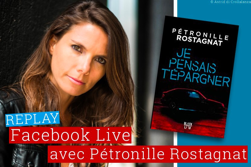 Replay : retrouvez le live de Pétronille Rostagnat