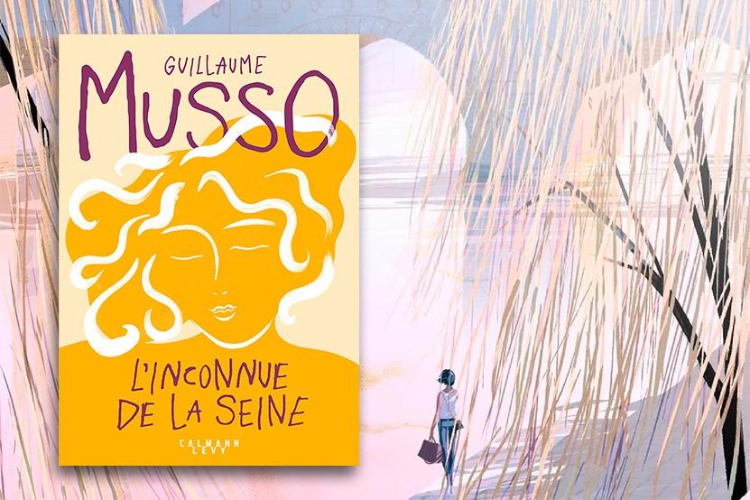"""""""L'Inconnue de la Seine"""" : ce que vous réserve le prochain roman de Guillaume Musso"""