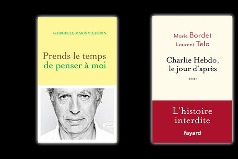 """""""Charlie Hebdo"""" : deux ans après, de nouveaux témoignages en librairie"""