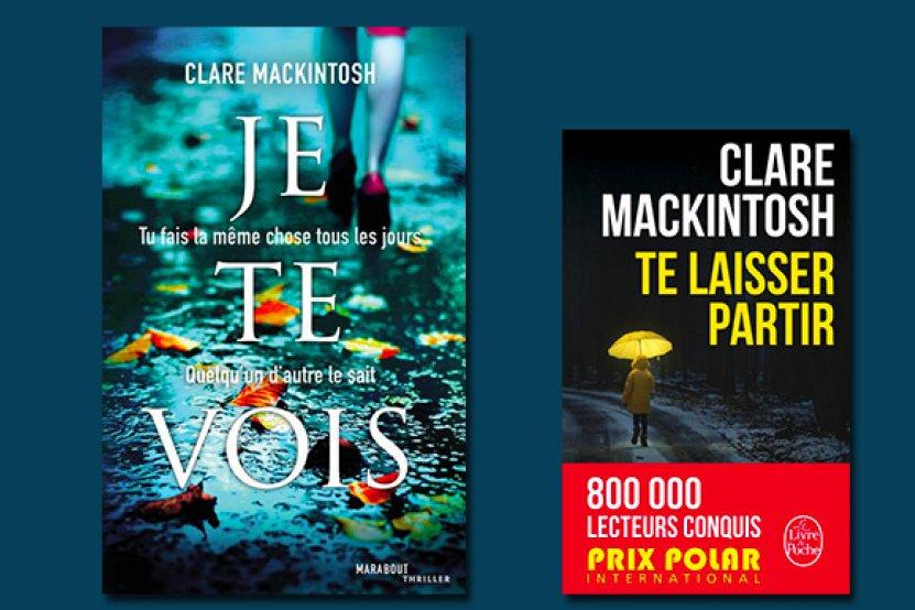 Facebook live : Clare MacKintosh est l'invitée de MyBOOX !