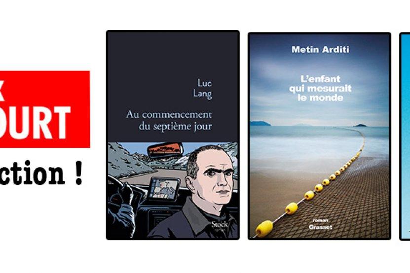 Prix Goncourt 2016 : découvrez la première sélection !