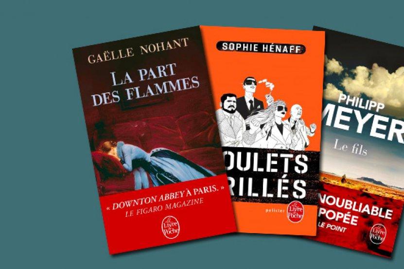 Le Prix des Lecteurs du Livre de Poche 2016 récompense Gaëlle Nohant et Sophie Hénaff