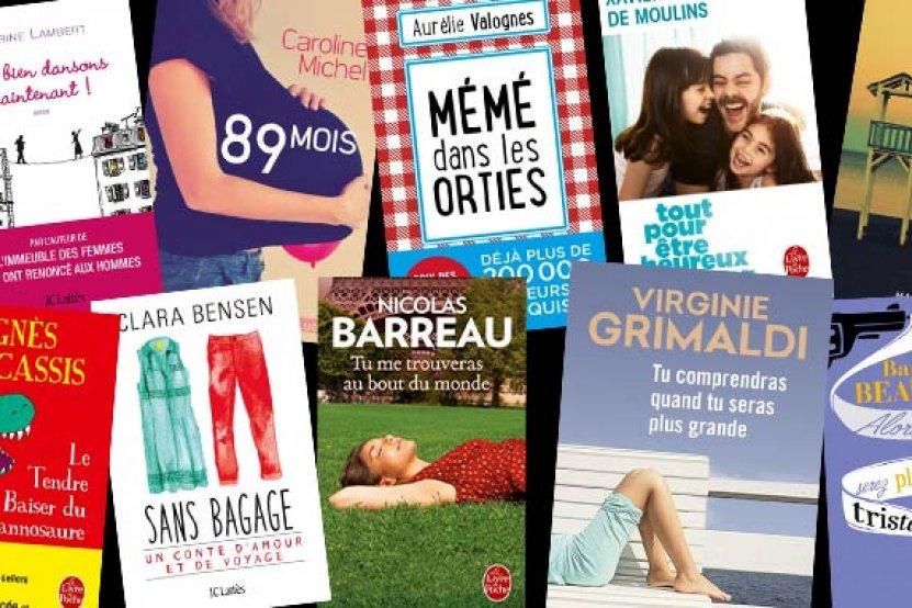 Feel good books : le bonheur au bout du livre