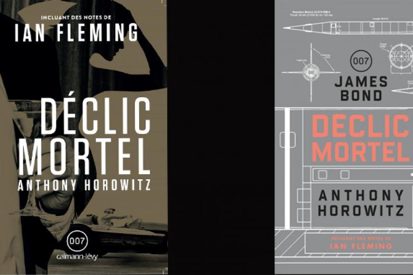 """James Bond : le """"Déclic mortel"""" d'Anthony Horowitz fait boum en librairie !"""