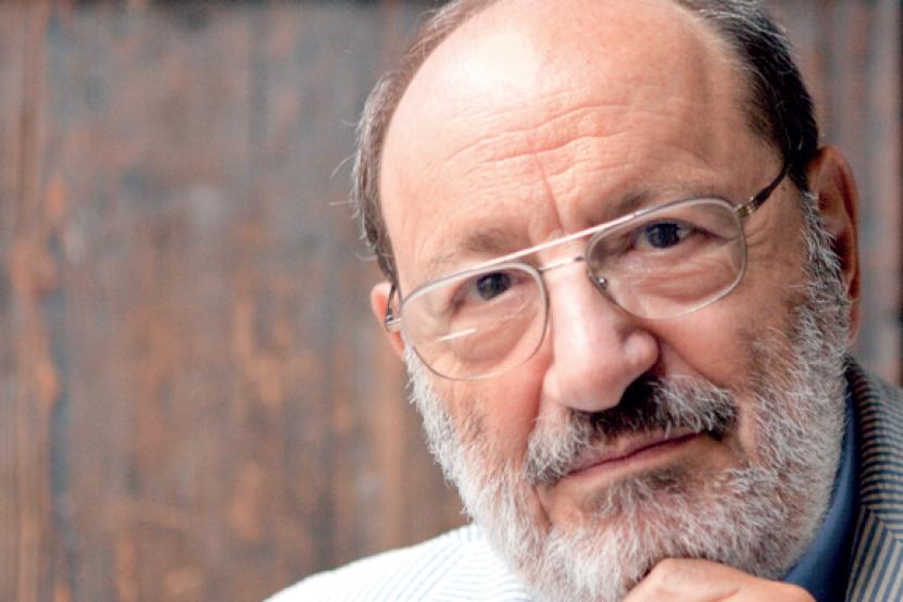 """Umberto Eco : ses """"Ecrits sur la pensée au Moyen Age"""" bientôt en librairie"""