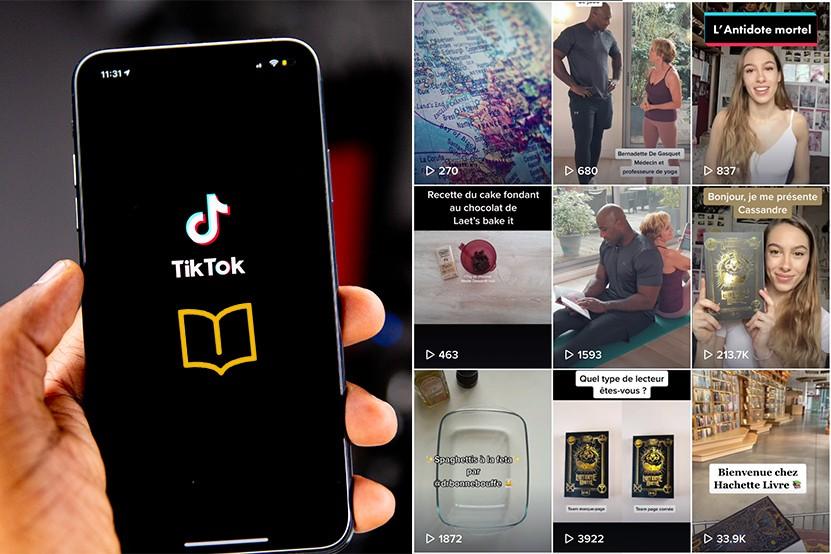 Hachette France lance son compte TikTok