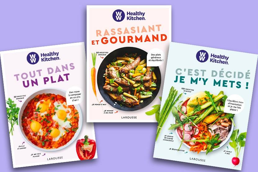 WW Healthy Kitchen : rééquilibrez votre alimentation avec les éditions Larousse