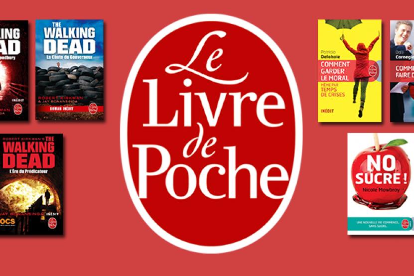 Une Selection De Livres A Partir De 0 99 Au Livre De Poche