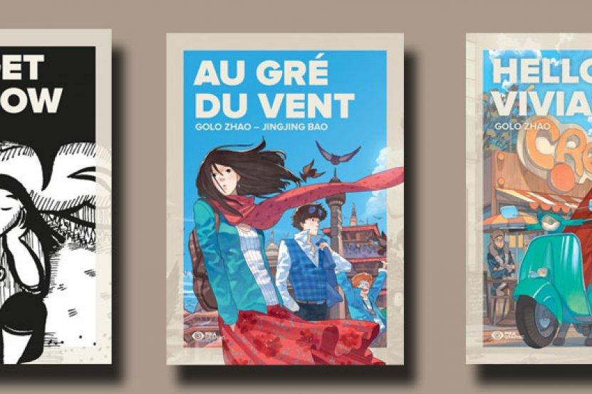 Pika Graphic : la nouvelle collection BD de Pika !