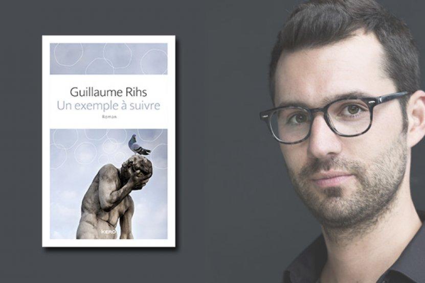 """Guillaume Rihs : """"La thématique du grand homme est un beau sujet de comédie"""""""