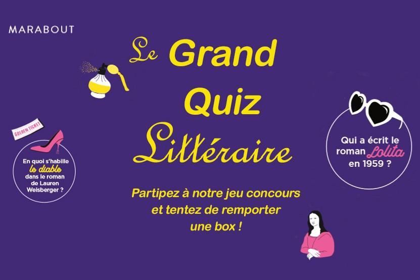 Concours Remportez Un Coffret Du Grand Quiz Litteraire De Michel Bussi Hachette Fr
