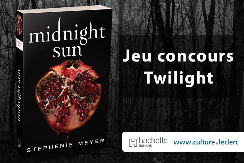 Instant gagnant Twilight : tentez votre chance !