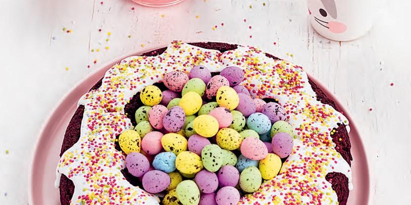 Le grand nid de Pâques