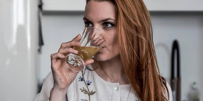 Le kéfir de Shira : la boisson de Marine Battier-Sharaf pour être bien dans son ventre