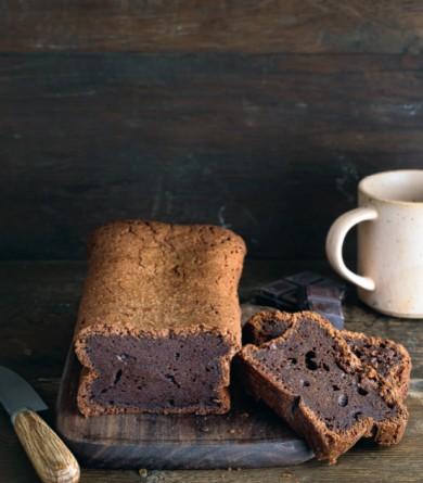 Cake fondant au chocolat : la recette de Laet's bake it