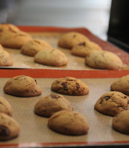lava cookies Thibaud Villanova