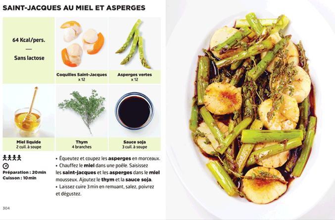 Recette de la semaine 13 du simplissime et du light for Simplissime livre cuisine