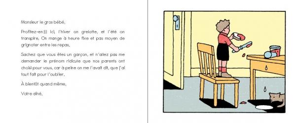 Romans Les Famille Lettres De Mon Petit Frère Serrano80com