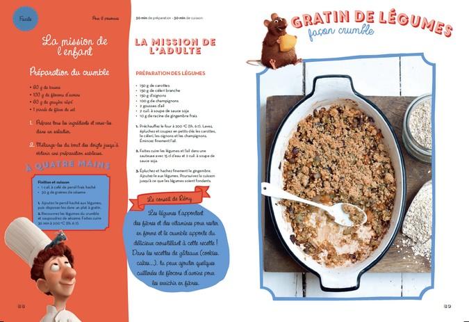 Jour Des Enfants 9 La Cuisine A 4 Mains Hachette Fr