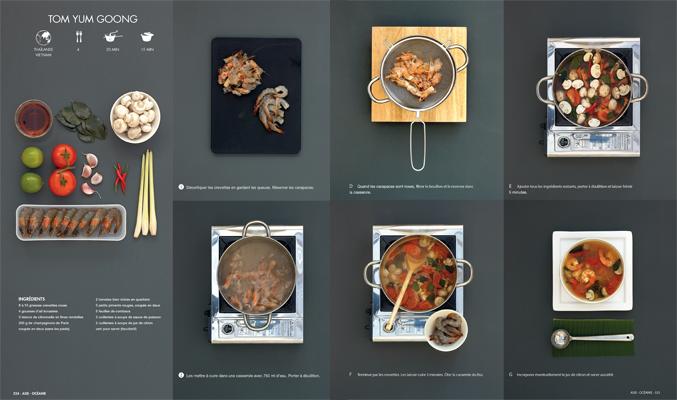 Mon cours de cuisine du monde un pas pas p dagogique - Mon cours de cuisine marabout ...